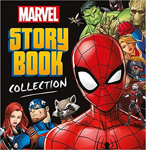 Marvel Avengers Story Book Collection