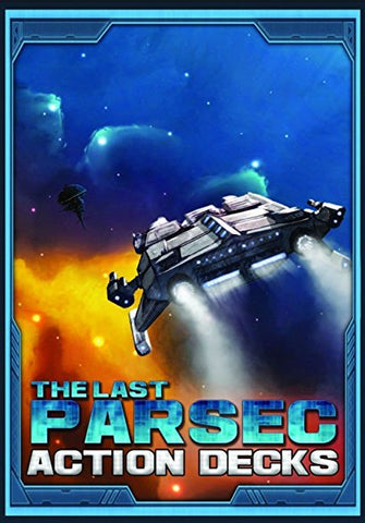 Savage Worlds the Last Parsec Action Deck