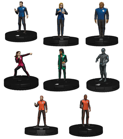 The Orville HeroClix: 2-Player Starter Set