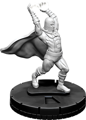 Marvel HeroClix: Deep Cuts Unpainted Miniatures - Magneto
