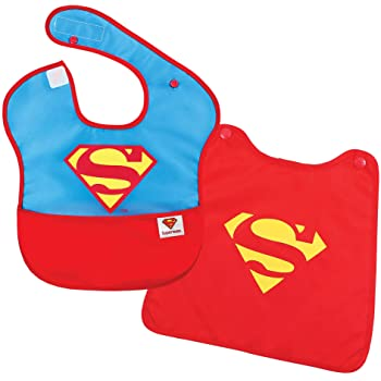 Superman Superbib (Cape Included!)