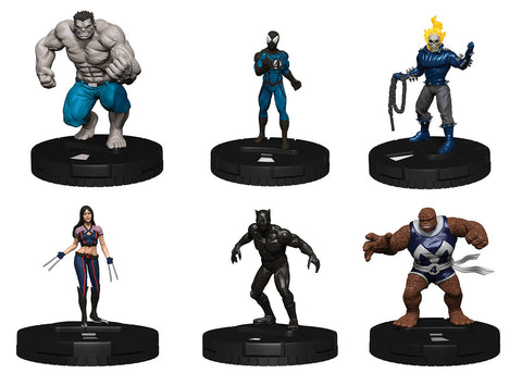 Marvel HeroClix: Fantastic Four Fast Forces