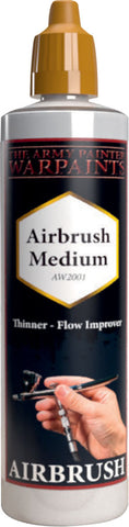 Airbrush Medium: Thinner - Flow Improver (100ml)