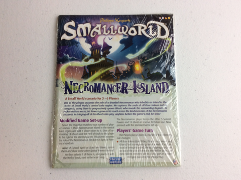Smallworld: Necromancer Island Mini-Expansion
