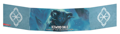 Dungeons and Dragons RPG: Icewind Dale: Rime of the Frostmaiden - DM Screen