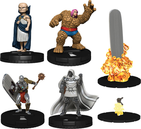 Marvel HeroClix: Fantastic Four Future Foundation Booster Pack
