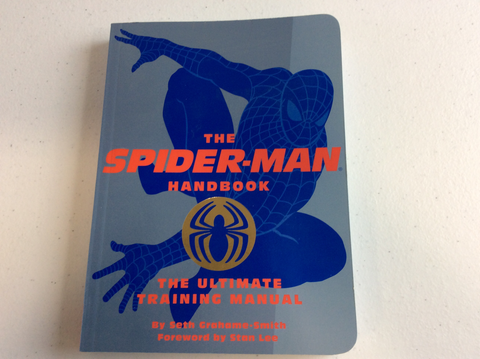 The Spider-Man Handbook: The Ultimate Training Manual