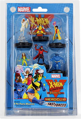 Marvel HeroClix: X-Men the Animated Series the Dark Phoenix Saga Fast Forces