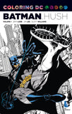 Batman Hush Vol 1 Coloring Book