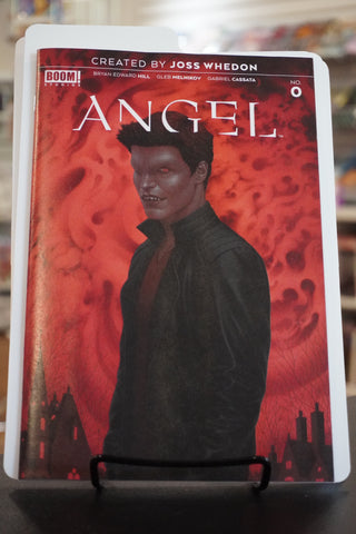 Angel #0 (Special Retailer Variant) Front