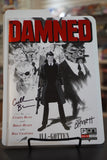 The Damned #1 (Signed! Sketch Variant) Front