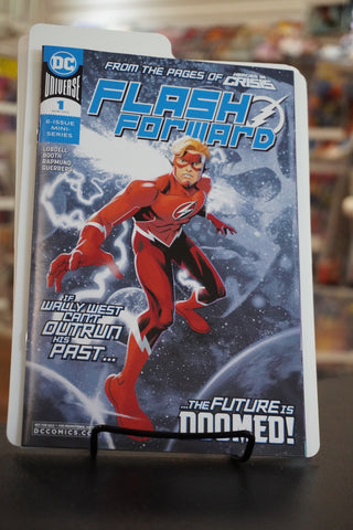 Flash Forward #1 (NYCC Variant Cover) Front