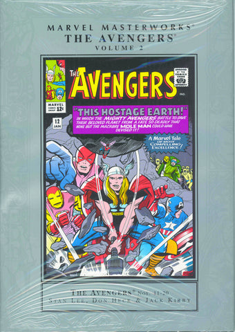 MMW AVENGERS VOL 2 2ND ED HC