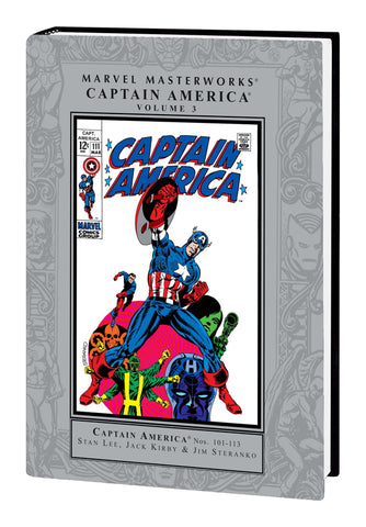 MMW CAPTAIN AMERICA HC VOL 03 NEW ED (MAY062018)