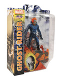 Ghost Rider Diamond Select Action Figure with Base