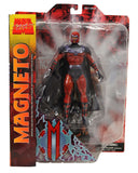 Magneto Diamond Select Action Figure with Case