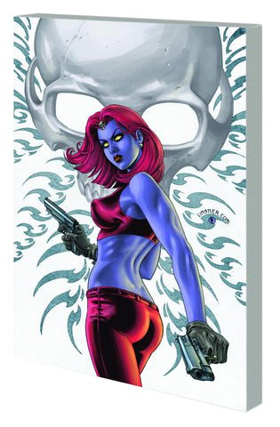 MYSTIQUE BY BRIAN K VAUGHAN ULTIMATE COLLECTION TP