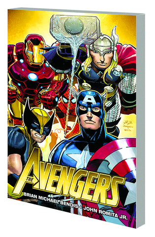 AVENGERS BY BRIAN MICHAEL BENDIS TP VOL 01