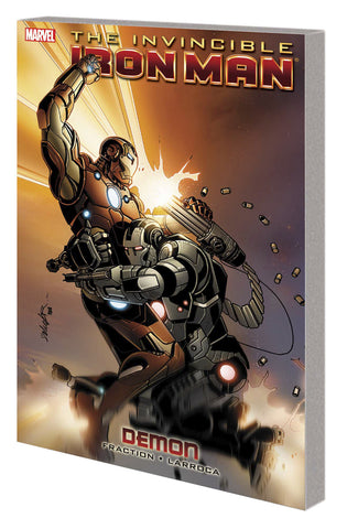 INVINCIBLE IRON MAN TP VOL 09 DEMON