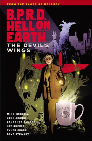 BPRD HELL ON EARTH TP VOL 10 DEVILS WINGS (C: 0-1-2)