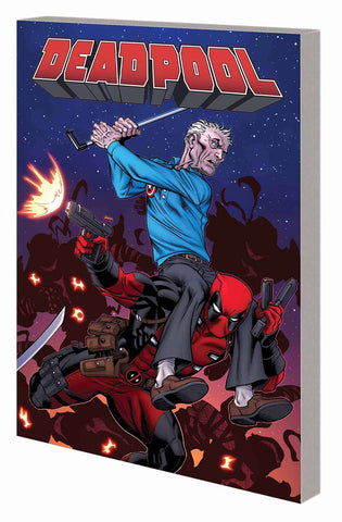 DEADPOOL TP ONES WITH DEADPOOL