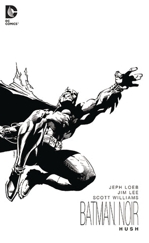BATMAN NOIR HUSH HC