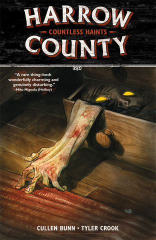 HARROW COUNTY TP VOL 01 COUNTLESS HAINTS (C: 0-1-2)