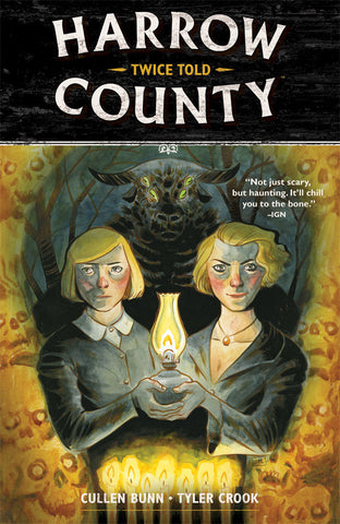HARROW COUNTY TP VOL 02 TWICE TOLD (DEC150079)