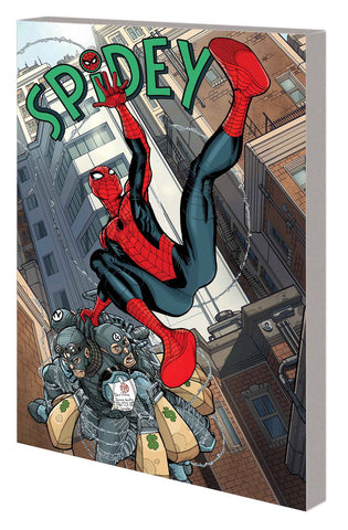 SPIDEY ALL NEW MARVEL TREASURY EDITION TP