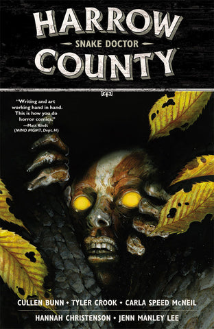 HARROW COUNTY TP VOL 03 SNAKE DOCTOR (MAY160108)