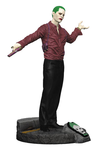 The Joker Finders Keypers Statue