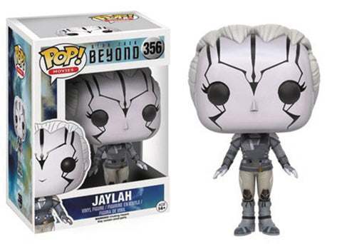 POP STAR TREK BEYOND JAYLAH VINYL FIG 356