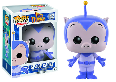 POP DUCK DODGERS SPACE CADET VINYL FIG 142