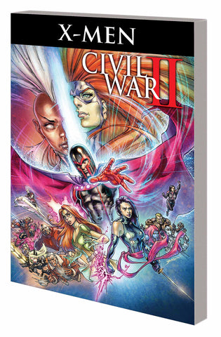 CIVIL WAR II X-MEN TP