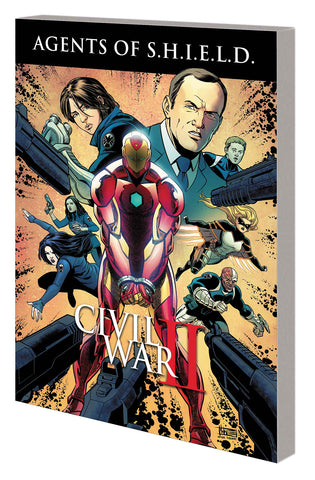 AGENTS OF SHIELD TP VOL 02 UNDER NEW MANAGEMENT