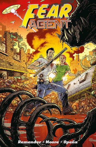 FEAR AGENT FINAL ED TP VOL 02