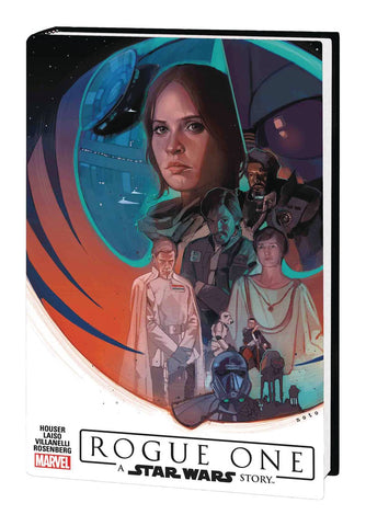 STAR WARS ROGUE ONE ADAPTATION HC