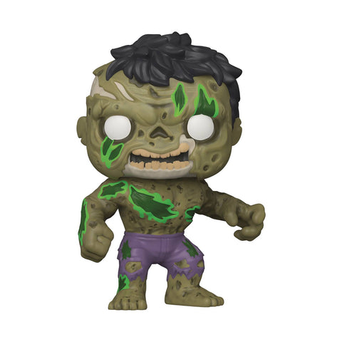 POP MARVEL ZOMBIES HULK VIN FIG