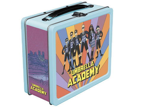 UMBRELLA ACADEMY (NETFLIX) LUNCHBOX REPLICA