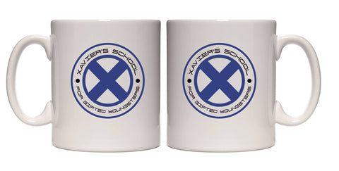 MARVEL XAVIERS SCHOOL COFFEE MUG