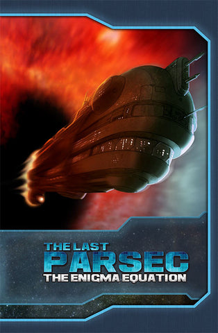 Savage Worlds the Last Parsec the Enigma Equation