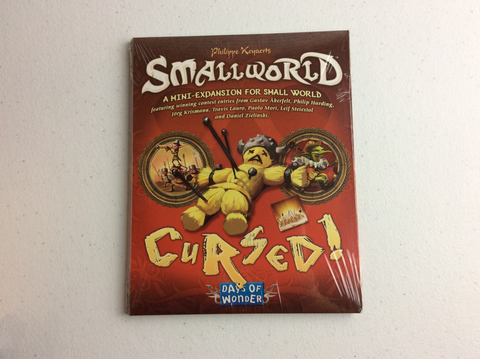 Smallworld: Cursed Mini-Expansion