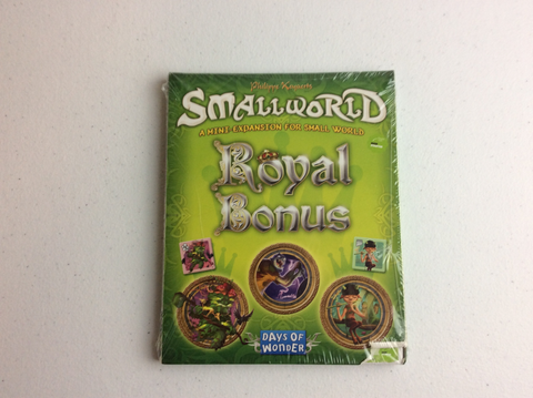 Smallworld: Royal Bonus Mini-Expansion
