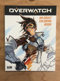 Overwatch Adult Coloring Book
