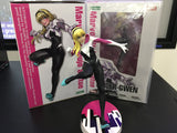 Spider Gwen Bishoujo Statue by Kotobukiya with Case
