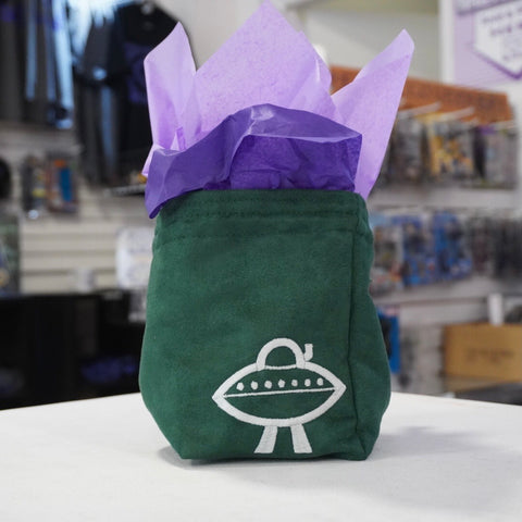 Freakopolis Dice Bag- Glow in the Dark Edition