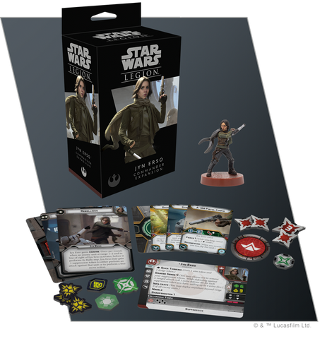 Jyn Erso Operative Expansion