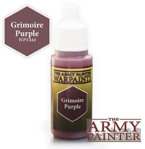 Warpaints: Grimoire Purple 18ml