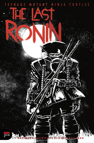 The Last Ronin #1 Retailer Thank You Variant Cover