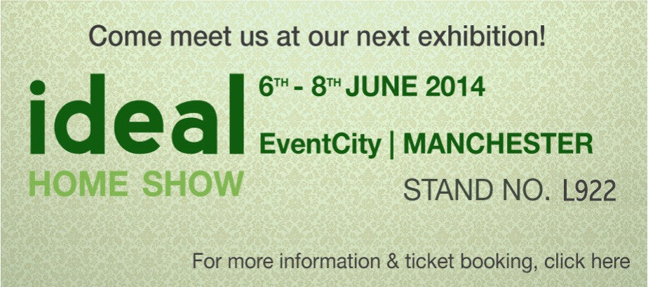 Manchester Ideal Home Show June 2014